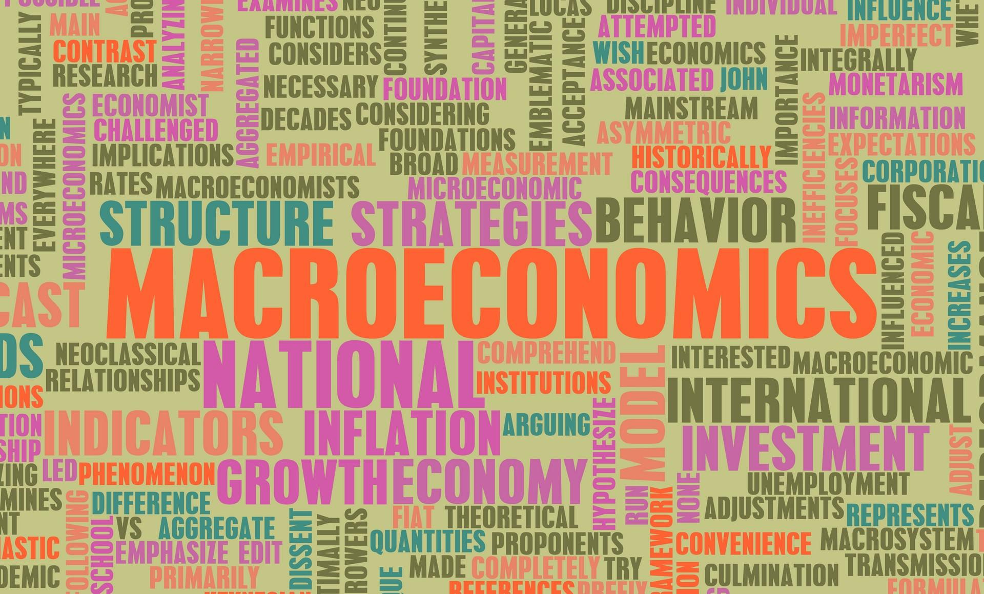 Macroéconomie - Economie