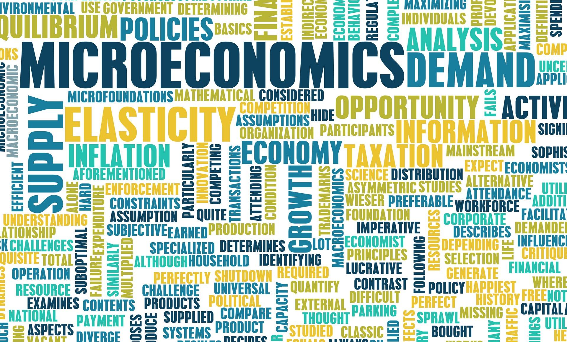 Microéconomie - Economie
