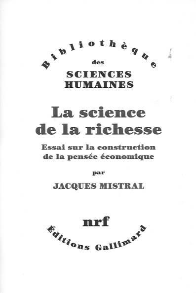 La Science des richesses